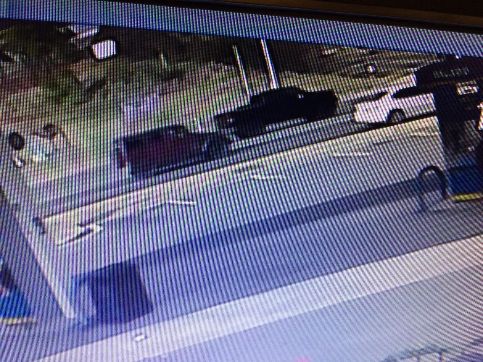 Hot Springs police search for shooting suspect who targeted several vehicles (photo courtesy: Hot Springs Police Department)<p></p>