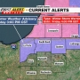 WSBT 22 First Alert Weather: Winter weather warning, advisories in effect