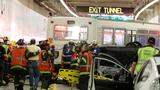 First responders hold practice 'crash' drill in Seattle tunnel