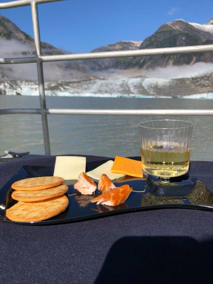We are spending 10 days cruising through Alaska on Windstar Cruises' 'Star Legend'! I know, I know - we are so incredibly lucky. While our first couple stops in Ketchikan and the Misty Fjords were incredible, consider our minds BLOWN when we got to the gorgeous cities of Wrangell and Sitka. Follow along on Instagram @seattlerefined as we finish up this once in a lifetime opportunity of a cruise! Check out the photos our team (including the Cruise Expert himself, on loan from KOMO News, Seth Wayne) took along the way. (Image: Seattle Refined)