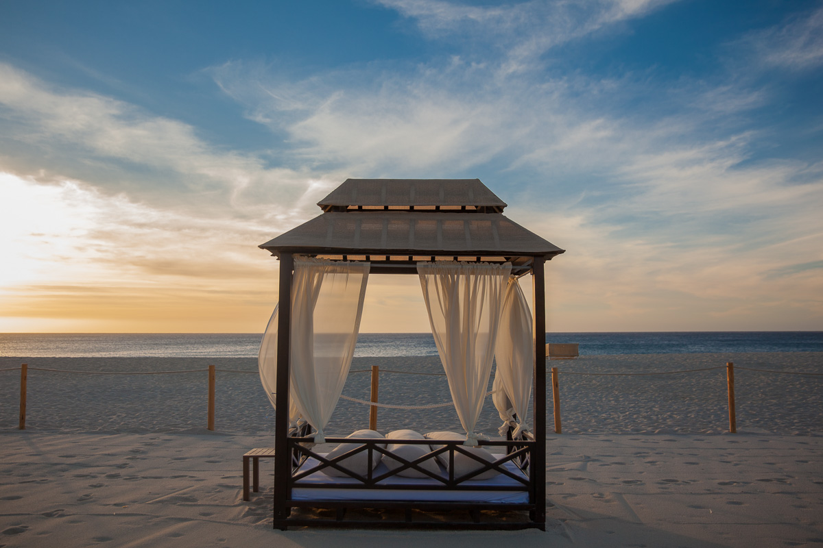 Beach at Hyatt Ziva Los Cabos (Images: Paola Thomas / Seattle Refined)
