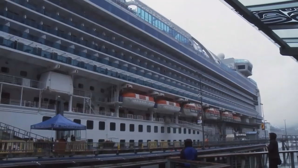 Woman Killed In Domestic Dispute On Cruise Ship Off Alaska FBI - What happens when someone dies on a cruise ship
