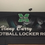 Marshall unveils new Vinny Curry Football Locker Room