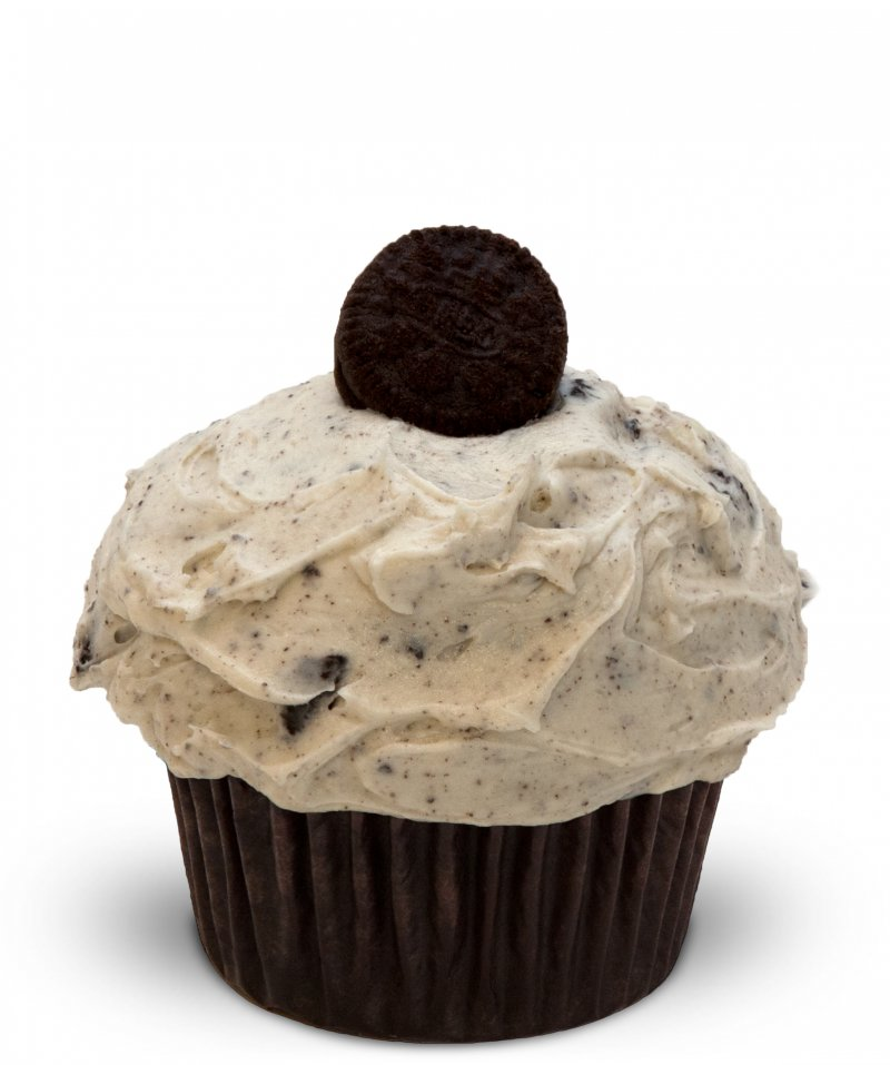 Cookies and Cream{ }(Photo: Trophy Cupcakes)