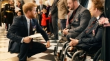 Prince Harry gives royal push for Invictus Games for troops