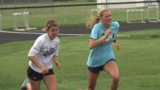 Wood River girls track continues district title streak