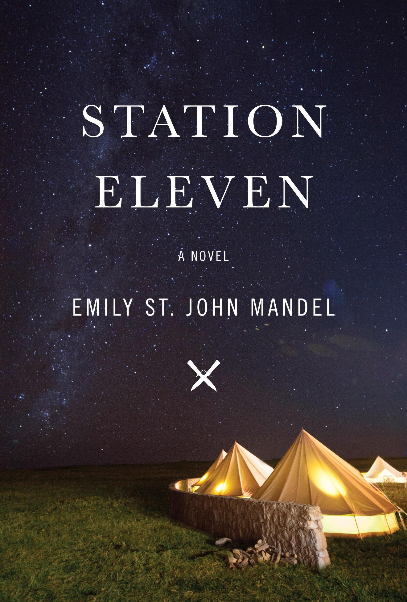"Some books, no matter how good they eventually are, take a few chapters to hook the reader. But luckily, ""Station Eleven"" is so captivating, you won't want to put it down from start to finish. Fair warning, if you're a germaphobe you might want to skip this one. (Photo: Knopf Doubleday Publishing Group)"