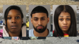 Three people identified after $60K purse theft in Nashville, multi-county police chase