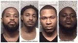 Police: Four charged in shooting at Buffalo Wild Wings parking lot