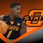 OSU's Evans wins third Big 12 Player of the Week award