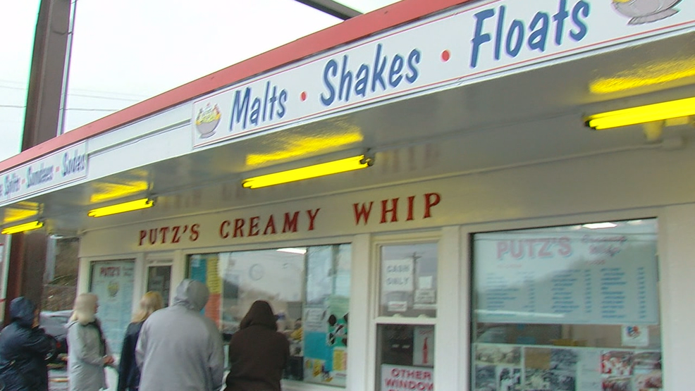 Putz's Creamy Whip opens for the season