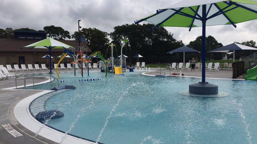 Exploring The New Erb Pool Wluk