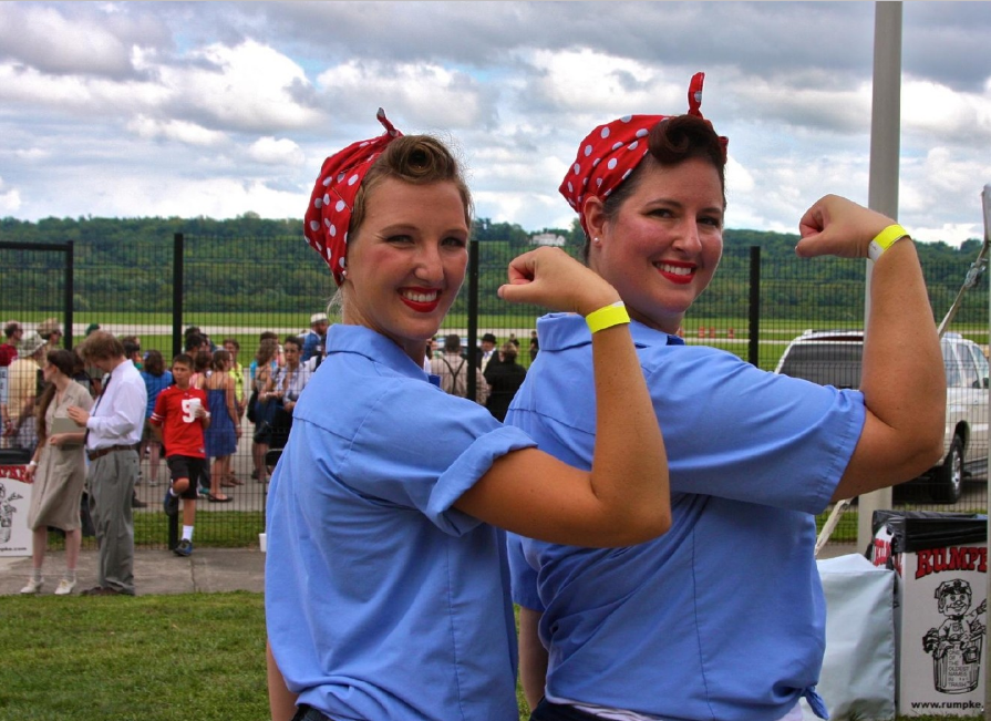 Event: 1940s Day at Lunken (8.13.16) / Image: Molly Paz
