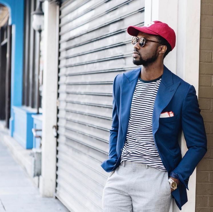 IMAGE: IG user @thecreativegentleman / POST: Looking good isn't self-importance, it's self-respect! (Photo by @nceeby.k)
