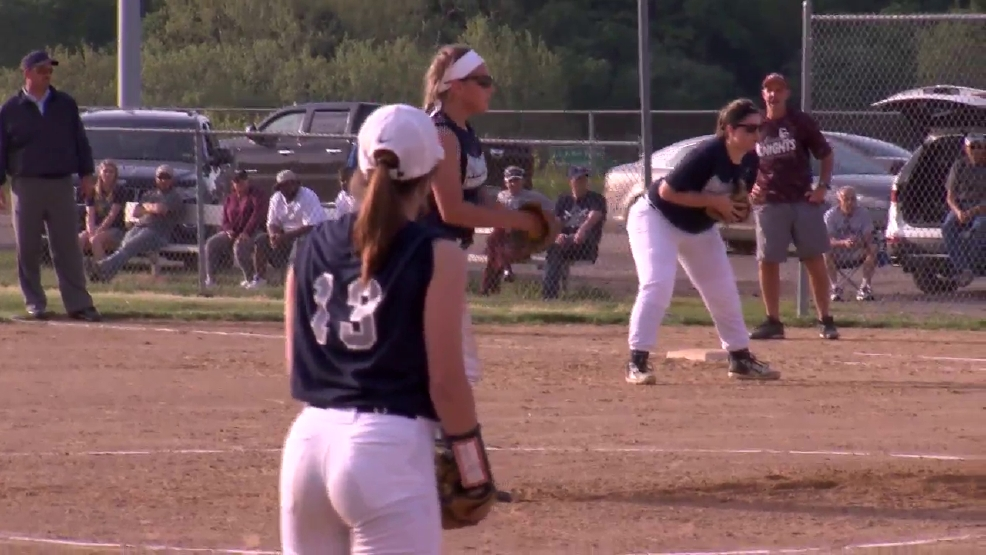 5.10.17 Video- Madonna vs. Wheeling Central- high school softball