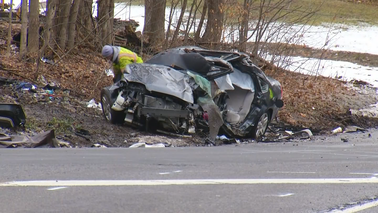 State police said three people in the Impala died in the crash.<p></p>
